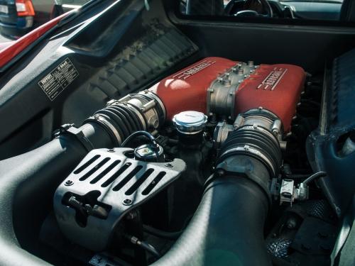 15 minut ve Ferrari 458 Italia Brno